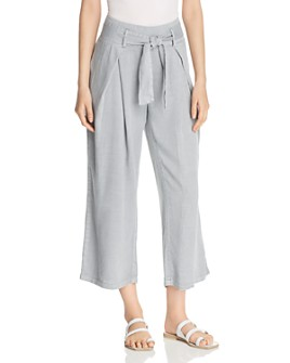 Billy T - Wide-Leg Cropped Pants