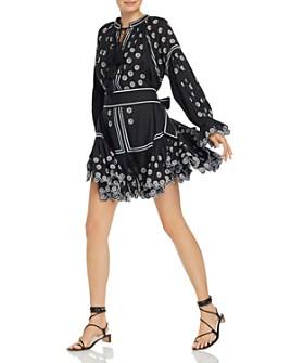 Acler - Spencer Mini Dress