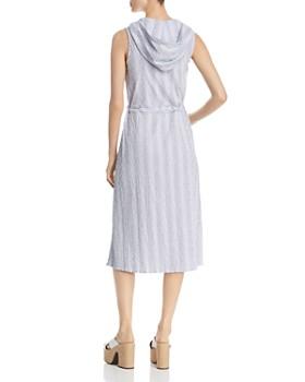 SNIDER - Juma Hooded Dress