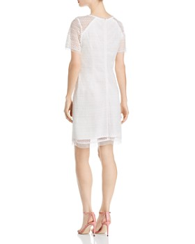 Adrianna Papell - Lace Shift Dress - 100% Exclusive