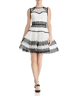 BRONX AND BANCO - Lace Party Dress