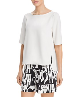 Marella - Fascino Step-Hem Blouse