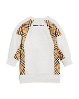 Burberry - Girls' Wanda Sweatshirt Dress - Little Kid, Big Kid