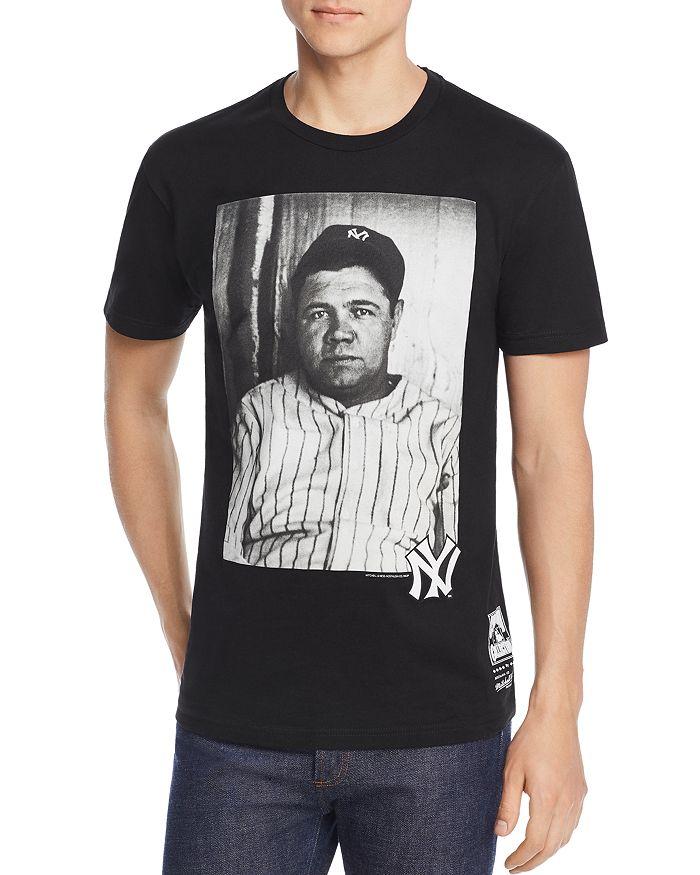 promo code 9544e 8dc23 Yankees Babe Ruth Graphic Tee