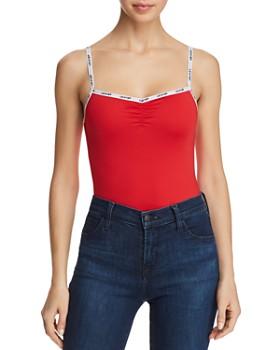 Levi's - Paige Logo-Trimmed Bodysuit