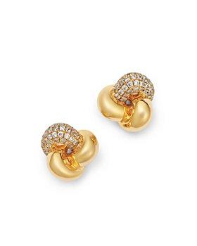 Gold Stud Earrings Bloomingdale S
