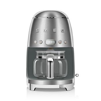 Smeg - Brushed Stainless Steel Drip Filter Coffee Machine