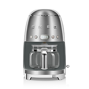 Smeg Brushed Stainless Steel Drip Filter Coffee Machine