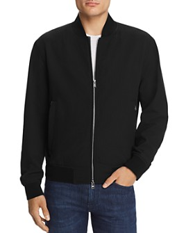 BOSS - Cadus Textured Bomber Jacket