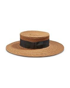 Eric Javits - Gondolier Boater Hat