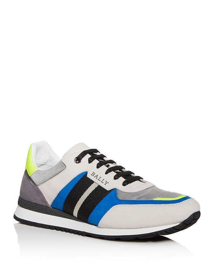Bally - Men's Aseo Color-Block Low-Top Sneakers