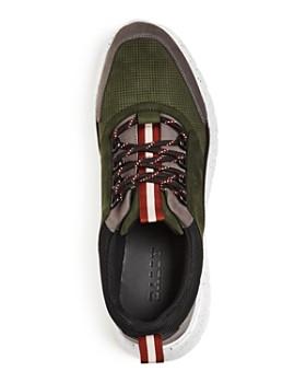 Bally - Men's Bisko Nubuck Leather Low-Top Sneakers