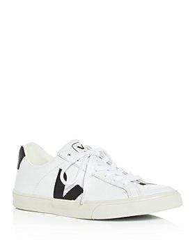 VEJA - Esplar Low-Top Leather Sneakers