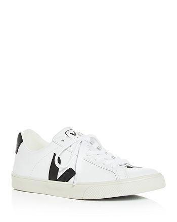 VEJA - Men's Esplar Low-Top Leather Sneakers