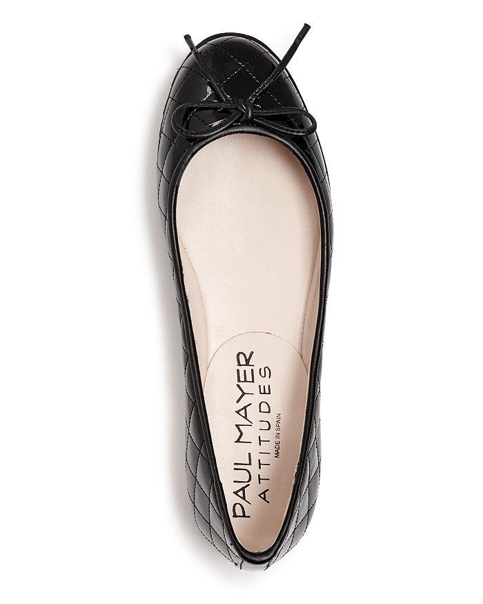 4c8dc8c63 Paul Mayer Women's Blow Quilted Ballet Flats | Bloomingdale's