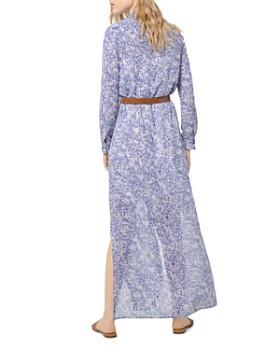 5d993d5a5664 ... MICHAEL Michael Kors - Coral Mosaic-Print Maxi Dress