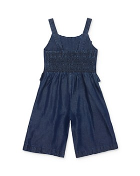 Habitual Kids - Girls' Ruffled Jumpsuit - Baby