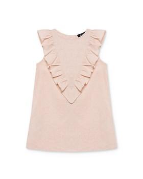 Bardot Junior - Girls' Ruffled Sleeveless Dress - Baby