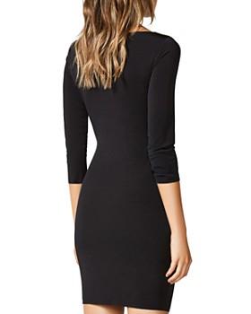 e0c0a49979 ... Bailey 44 - Clandestine Twist-Front Dress