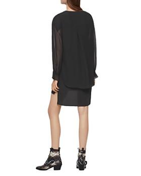 ALLSAINTS - Penny Layered-Look Dress
