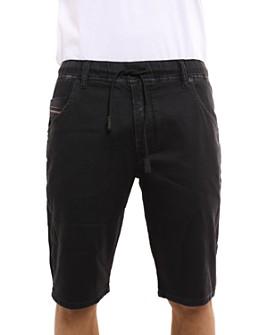 Diesel - Kroo Drawstring Regular Fit Denim Shorts