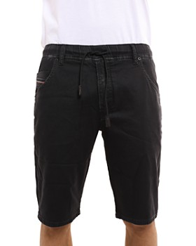 Diesel - Kroo Drawstring Regular Fit Denim Shorts