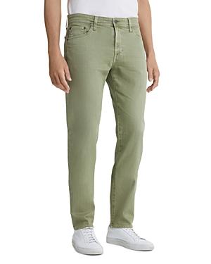 Ag Tellis Slim Fit Jeans in 7 Years Olivewood-Men