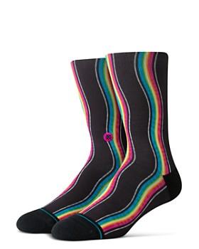 Stance - Pride Rainbow Waves Socks