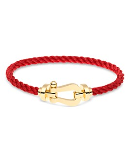 Fred - 18K Yellow Gold Force 10 Large Buckle & Cable Options