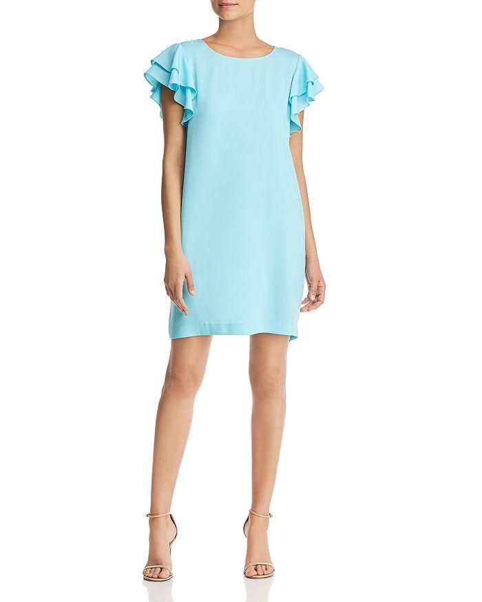 Le Gali - Cheryl Flutter-Sleeve Dress - 100% Exclusive