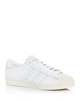 Adidas - Men's Superstar 80s Recon Leather Low-Top Sneakers
