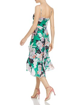 Parker - Colleen Floral-Print Midi Dress