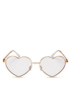 Quay - Women's Heartbreaker Blue Light Glasses, 48mm