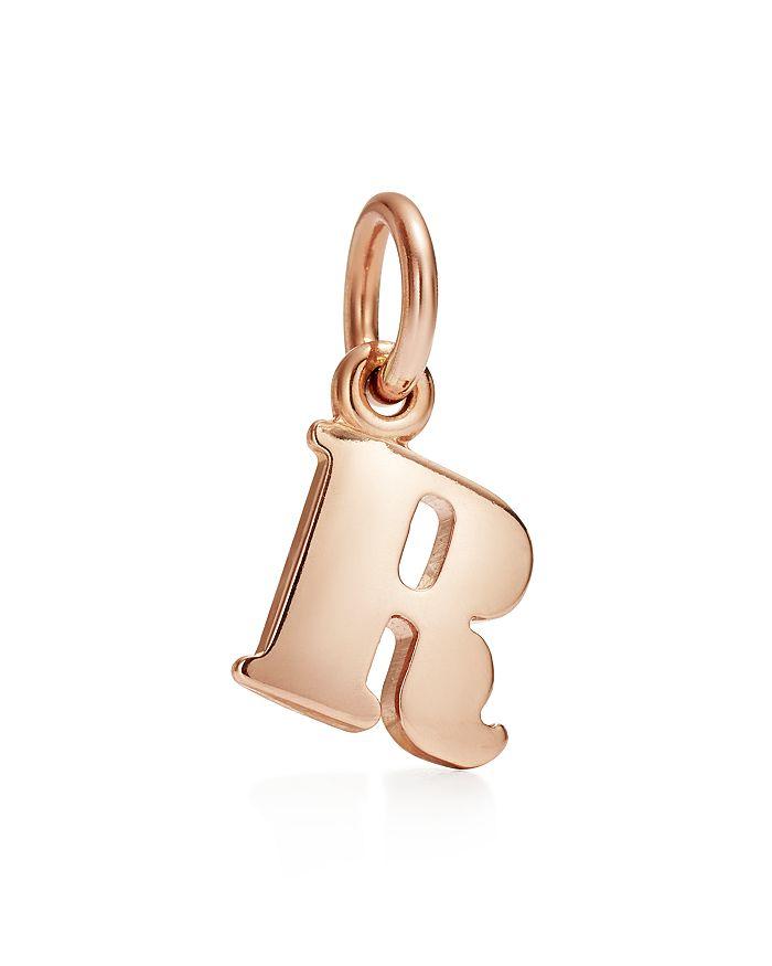 molto carino 94f6d 0210e Initial Charm in R/Rose Gold