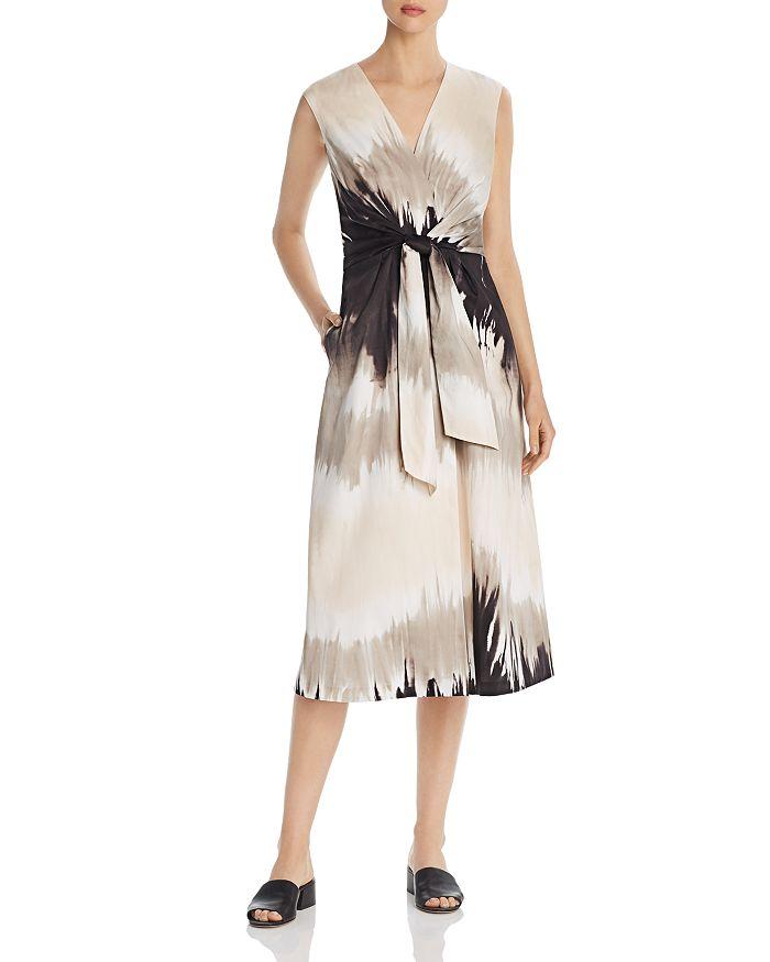 Lafayette 148 New York - Orielle Tie-Waist Dress