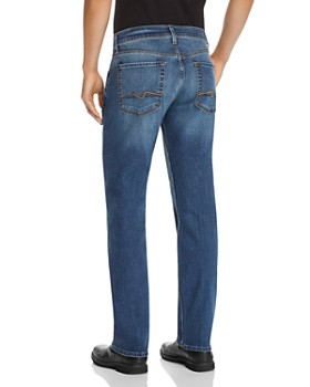 7 For All Mankind - Standard Straight Fit Jeans in Panama