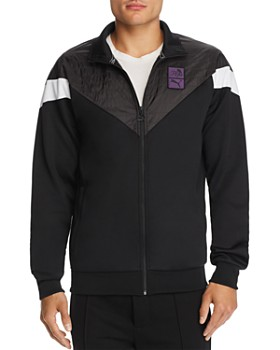 PUMA - x PRPS Mixed-Media Track Jacket