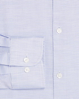 The Men's Store at Bloomingdale's - Micro-Dot Pattern Regular Fit Dress Shirt