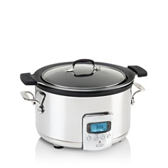 All-Clad - 4 Qt. Deluxe Slow Cooker