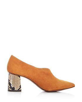 Chie Mihara - Women's Loa Pointed-Toe Pumps
