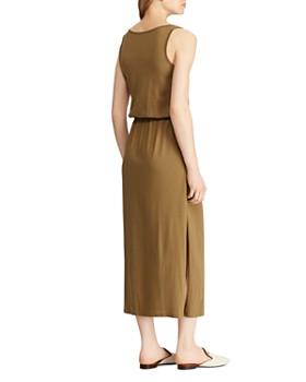 Ralph Lauren - Sleeveless Maxi Dress