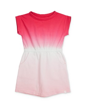 Sovereign Code - Girls' Justice French Terry Dress - Little Kid, Big Kid
