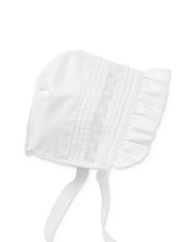 Kissy Kissy - Christening Gown & Bonnet Set - Baby