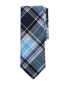Brooks Brothers - Madras Plaid Classic Tie