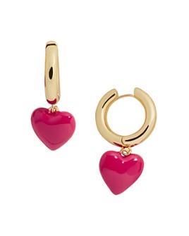 BAUBLEBAR - Fiona Huggie Hoop Earrings