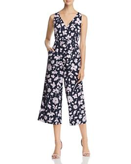 kate spade new york - Splash Floral Jumpsuit
