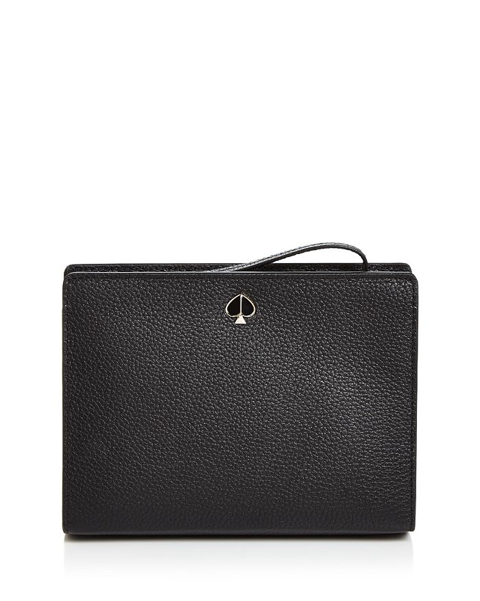 kate spade new york - Polly Medium Leather Wristlet