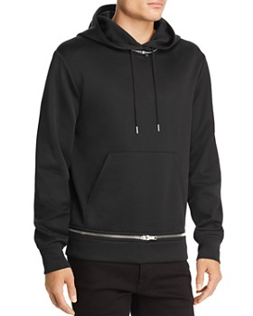Helmut Lang - Zip Away Hooded Sweatshirt