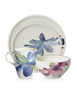 Villeroy & Boch - Artesano Flower Art Dinnerware - 100% Exclusive