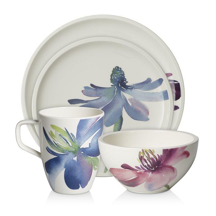 Villeroy & Boch - Artesano Flower Art Dinnerware - 100% Exclusive